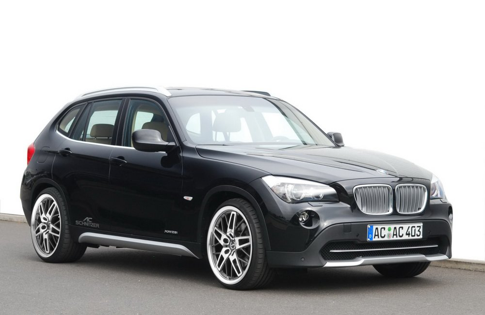 ac schnitzer bmw x1 xdrive 2010 auta5p id 101 fr. Black Bedroom Furniture Sets. Home Design Ideas