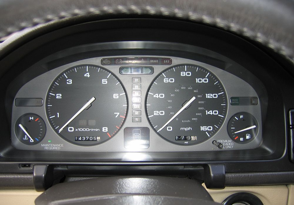 Legend B on 1993 Acura Legend
