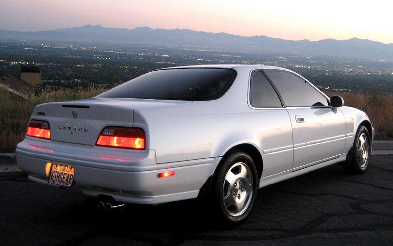Acura Legend Coupé 3.2i, 1995 [Auta5P ID:107 EN]