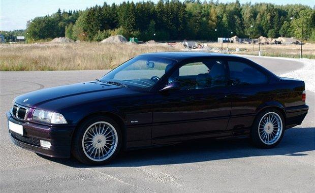 BMW Alpina B Coupé AutaP ID EN - Bmw b8 alpina