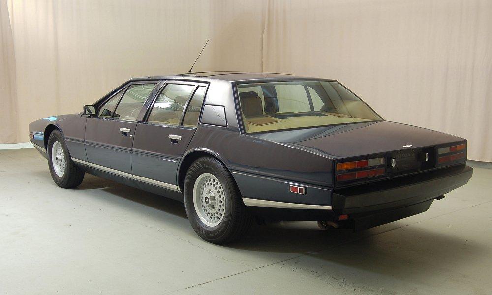 Aston Martin Lagonda V8 Series 2 1980 Auta5p Id 816 Ger