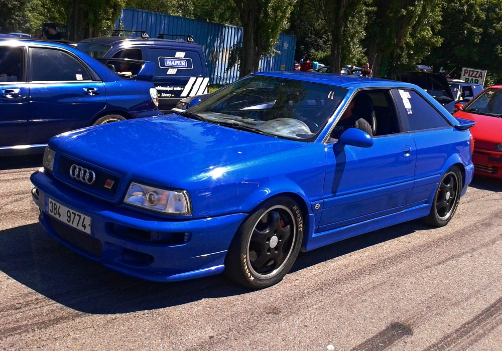 Audi Coupé S2 Tuning, 1991 [Auta5P ID:19943 EN] on audi quattro coupe, audi 90 coupe, audi rs2 coupe, audi a5 coupe,