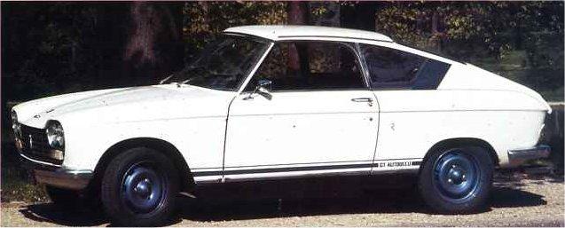 autobleu peugeot 204 gt frua coup 1967 auta5p id 1217 en. Black Bedroom Furniture Sets. Home Design Ideas