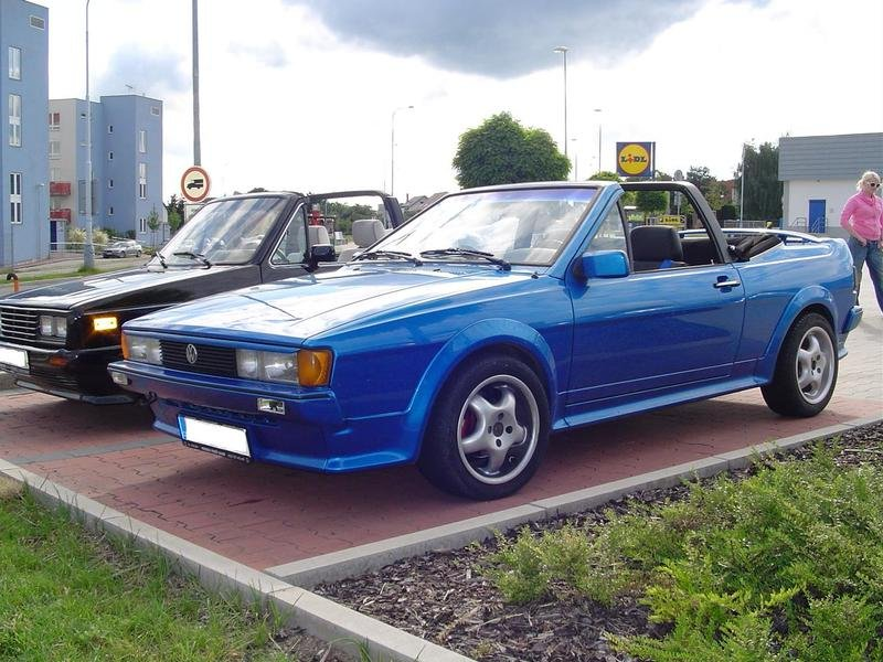 bieber volkswagen scirocco 16v cabrio 1985 auta5p id 17523 en. Black Bedroom Furniture Sets. Home Design Ideas