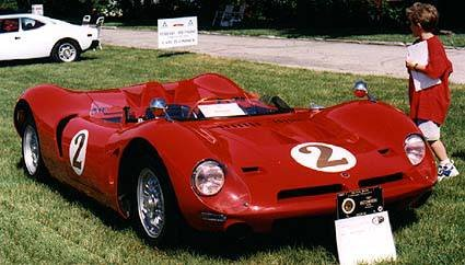 Bizzarrini P538 Lamborghini