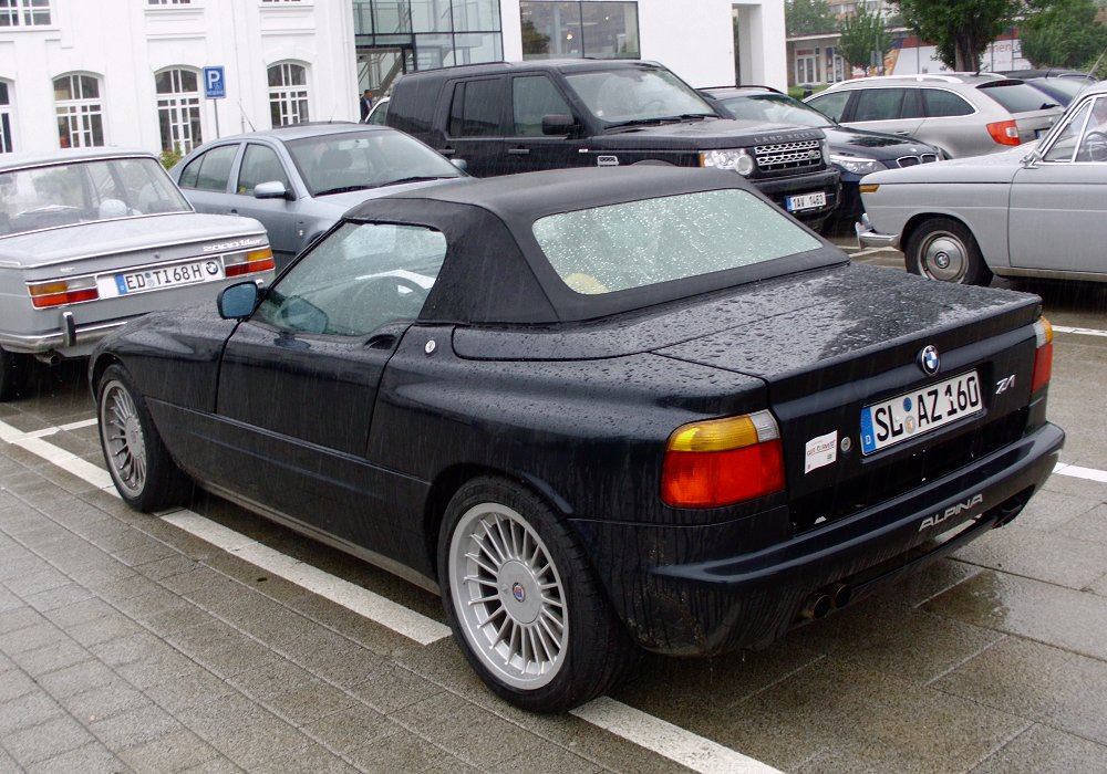 bmw z1 alpina japan alpina felgen bmw 1991 alpina z1 roadster limited edition coys of. Black Bedroom Furniture Sets. Home Design Ideas