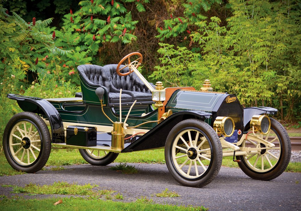 Cameron Runabout 24 HP
