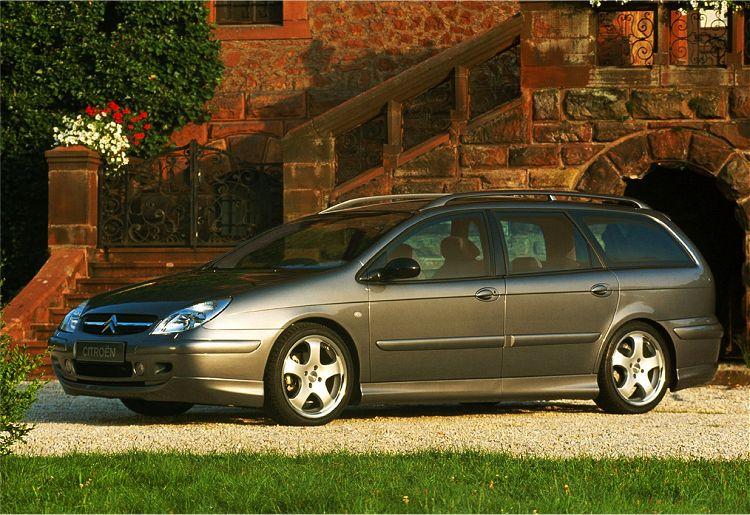 carlsson citroen c5 break v6 2003 auta5p id 2510 ger. Black Bedroom Furniture Sets. Home Design Ideas