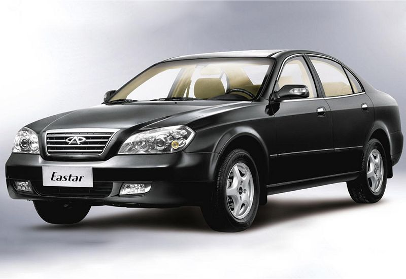 Chery Eastar 2.0 AT