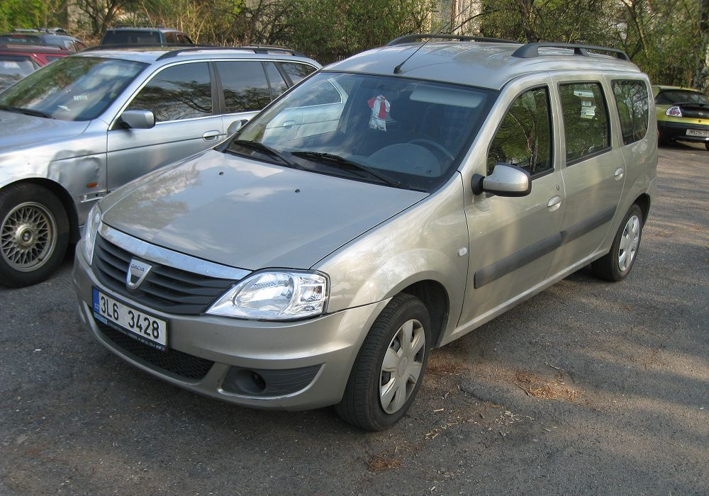 2006 dacia logan mcv 1 5 dci related infomation specifications weili automotive network. Black Bedroom Furniture Sets. Home Design Ideas