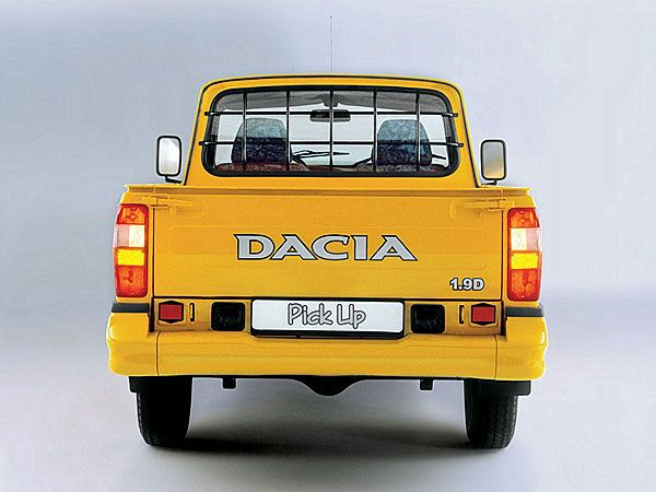 dacia pick up 1 9 d 4x4 2005 auta5p id 3536 ger. Black Bedroom Furniture Sets. Home Design Ideas
