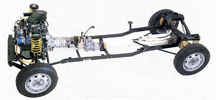 Dangel Peugeot 504 Break 4x4 1982 Auta5p Id 3805 En