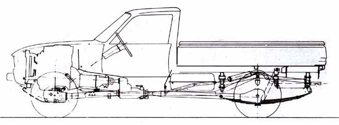dangel peugeot 504 pick up 4x4 1982 auta5p id 3806 fr. Black Bedroom Furniture Sets. Home Design Ideas