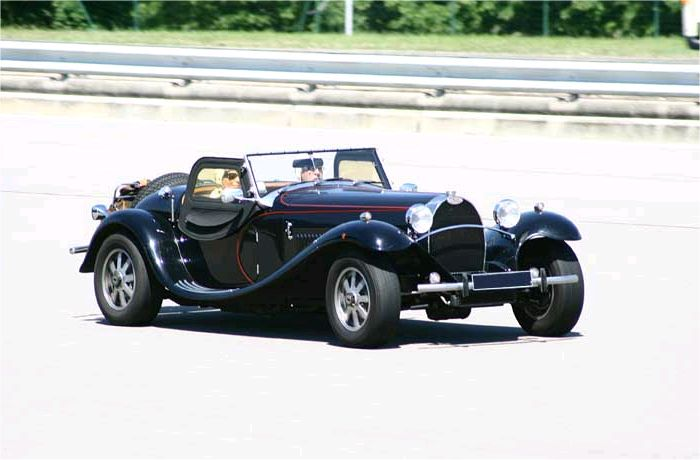 De La Chapelle Type 55 Roadster