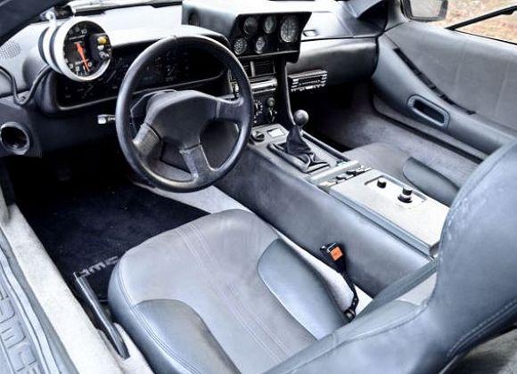 De Lorean DMC 12 Twin Turbo V6 Buick, 2012 [Auta5P ID:3994 EN]
