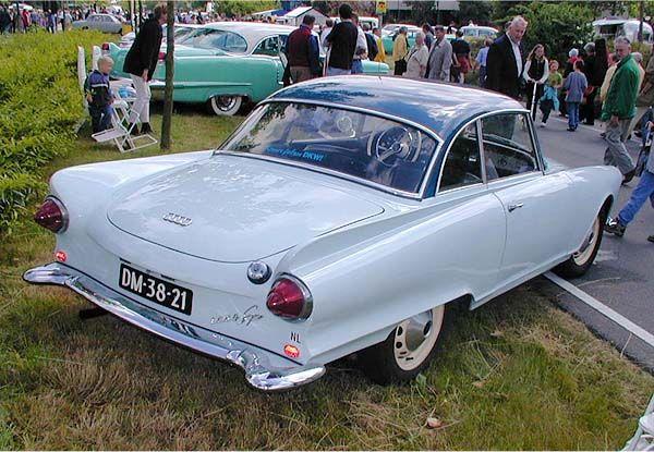 dkw auto union 1000 sp coup 1964 auta5p id 4133 en. Black Bedroom Furniture Sets. Home Design Ideas