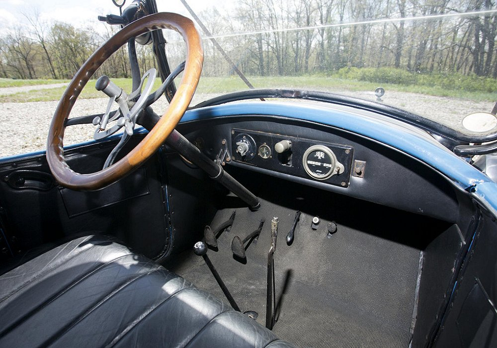 Elgin Six Touring