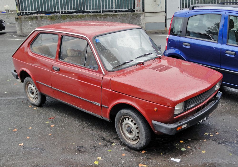1972 Fiat 127 L Related Infomation Specifications Weili