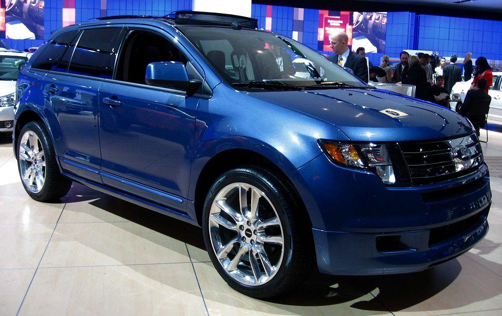 2010 ford edge sport awd