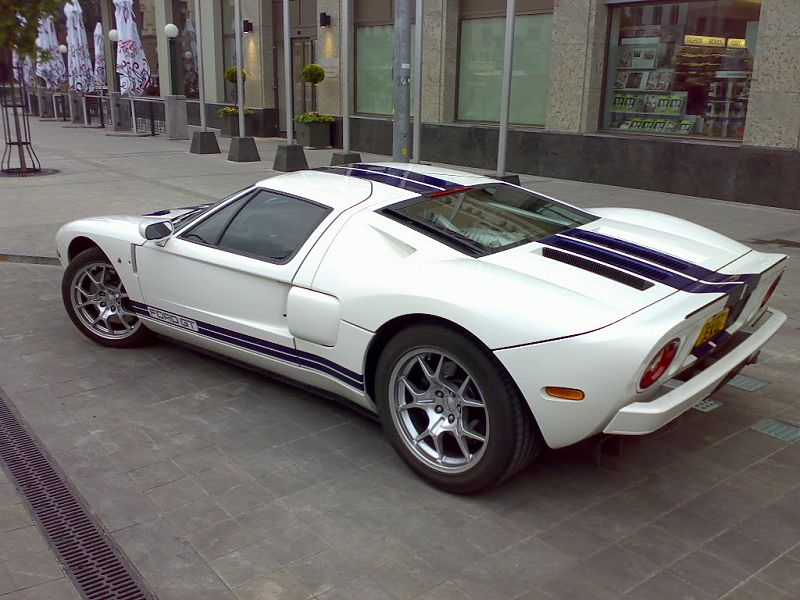 Ford Gt Europe