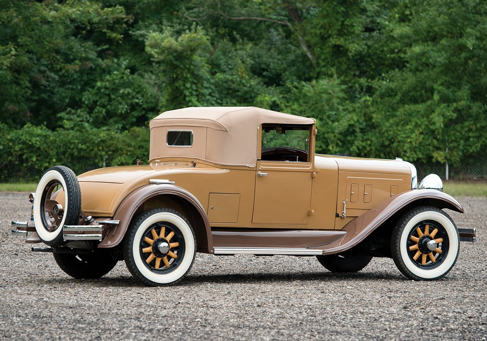 Franklin Series 15 Convertible Coupe
