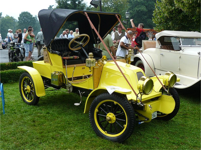 Franklin Runabout 28 HP