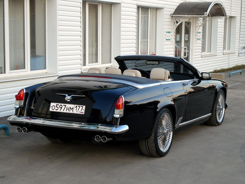 Volha V8 kabrio