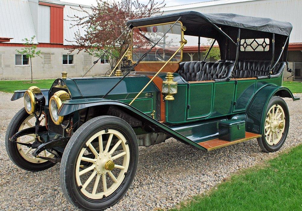 Havers Six 44 HP Touring, 1912 [Auta5P ID:23866 EN]