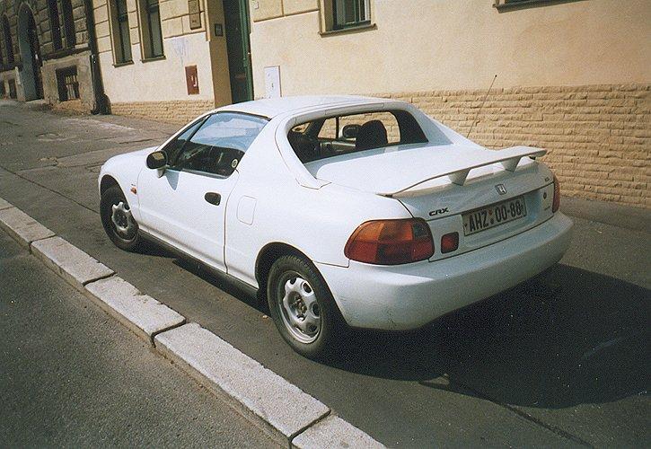 Honda CRX VTi, 1996 [Auta5P ID:6588 CZ]