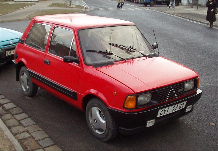 Innocenti 990 Diesel Se 1986 Auta5p Id7101 Rus