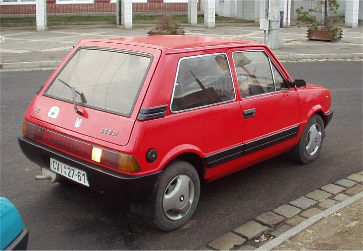 Innocenti 990 Diesel Se 1986 Auta5p Id7101 En