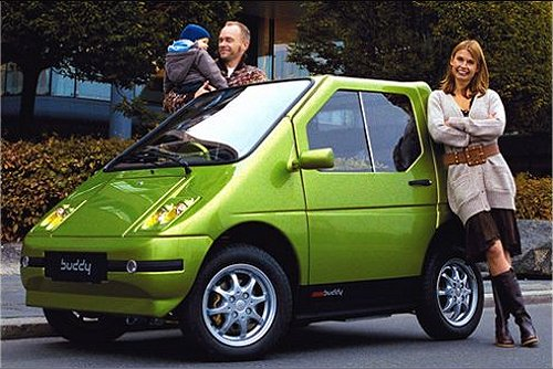 Dynasty Electric Car For Sale