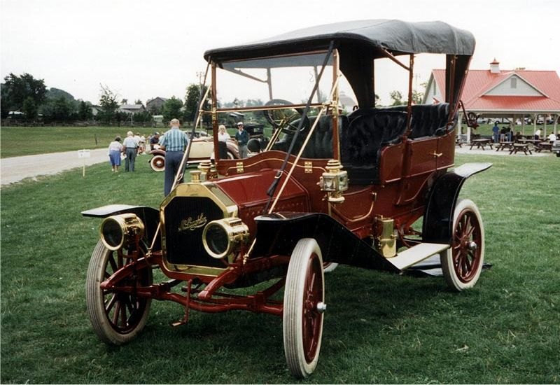 Mc Laughlin Tourer