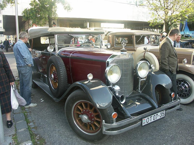 Mercedes 10/40 PS Phaeton