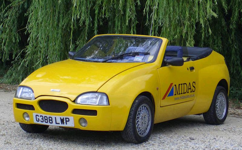 Midas Excelsior Convertible