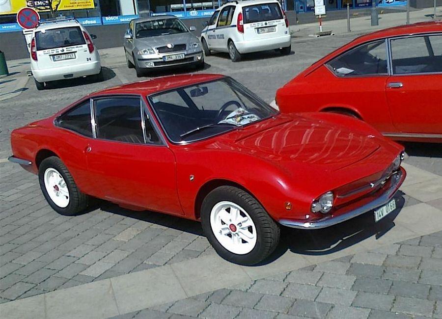 Moretti Fiat 850 Sportiva, 1968 [Auta5P ID:17582 EN]