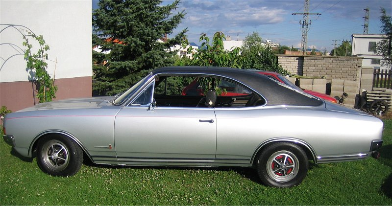 1968 opel commodore gs coup related infomation. Black Bedroom Furniture Sets. Home Design Ideas