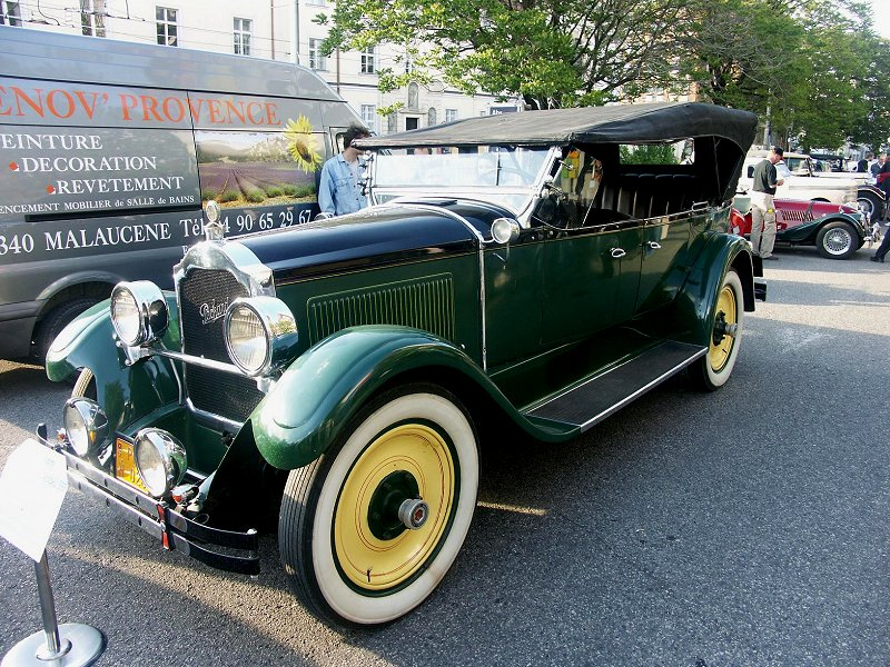 Packard Six Series 333 Touring, 1925