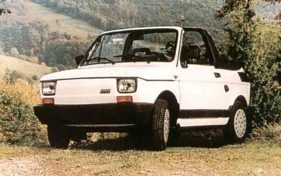 polski fiat 126 p cabrio tuning 1984 auta5p id 5848 en. Black Bedroom Furniture Sets. Home Design Ideas
