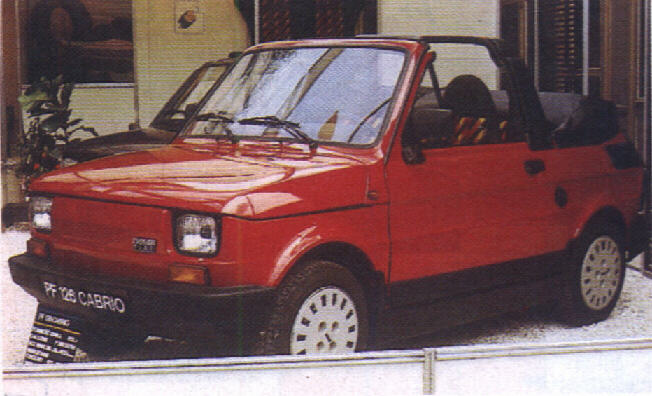 polski fiat 126 p cabrio 1982 auta5p id 5847 en. Black Bedroom Furniture Sets. Home Design Ideas