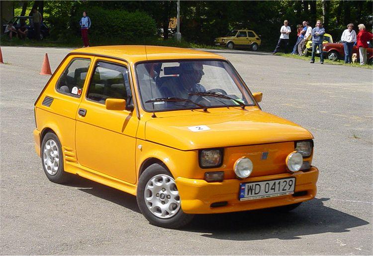 Fiat B on Fiat 600 Engine