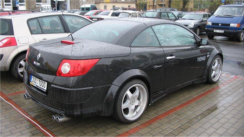 renault m gane coup cabrio 2 0 elia 2005 auta5p id 12600 en. Black Bedroom Furniture Sets. Home Design Ideas