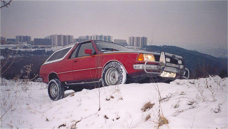 Robertone Renault 18 4x4 Variable Break, 1984 [Auta5P ID:12798 FR]