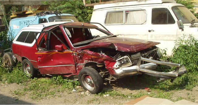 Robertone Renault 18 4x4 Variable Break