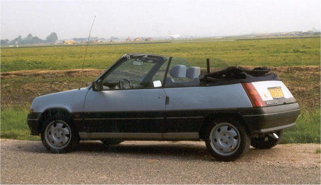 renault 5 gtx ebs cabrio 1987 auta5p id 12439 en. Black Bedroom Furniture Sets. Home Design Ideas