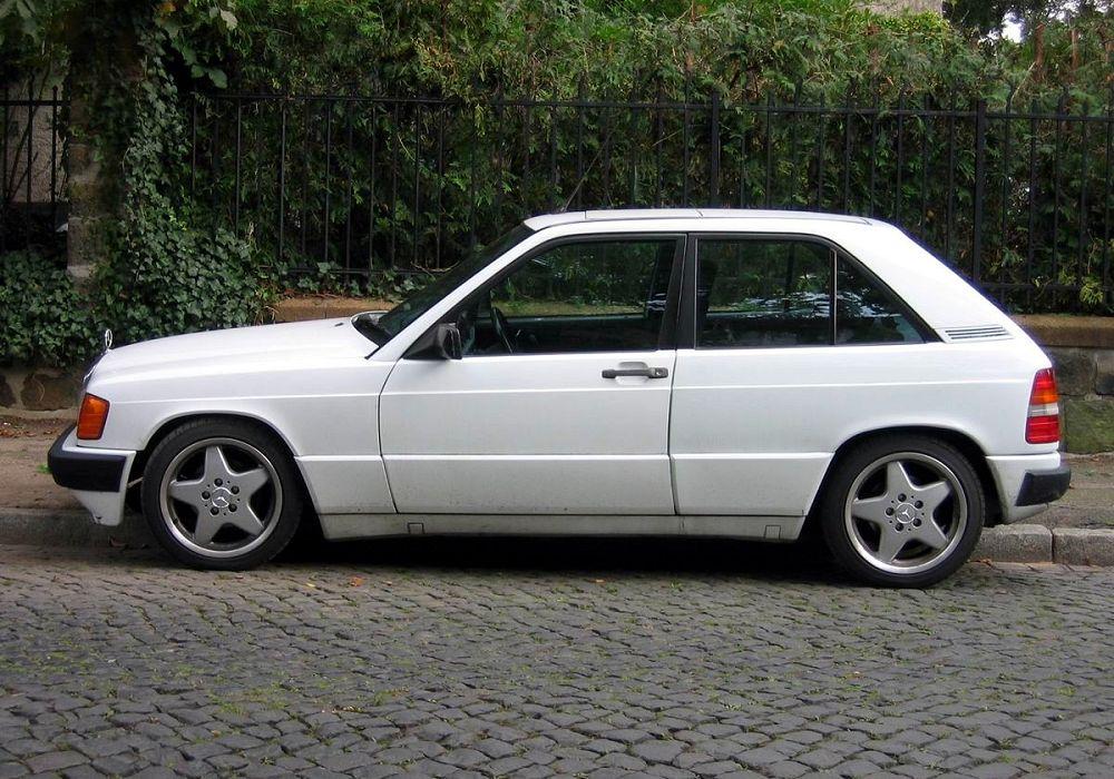 Schulz mercedes benz 190 e 2 6 city 1991 auta5p id 20172 for Mercedes benz city
