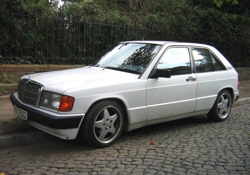 Schulz mercedes benz 190 e 2 6 city 1991 auta5p id 20172 fr for Mercedes benz city