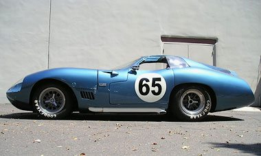 Shelby Cobra Daytona Coupé 427 Super