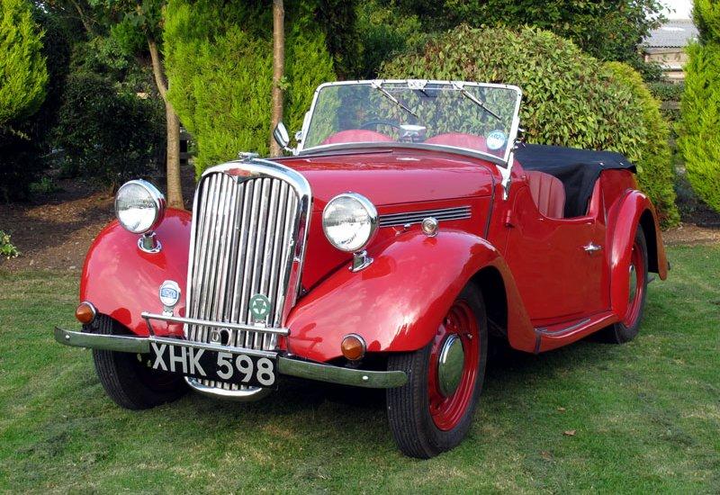 singer 9 roadster 4a 1949 auta5p id 21988 fr. Black Bedroom Furniture Sets. Home Design Ideas