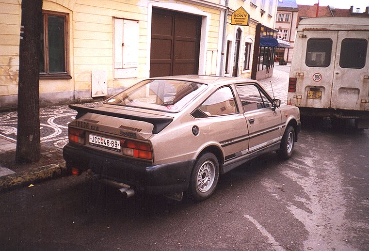Škoda Rapid 136 Tuning